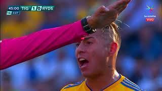 Resumen Tigres UANL 1 0 Monterrey LIGA Bancomer MX Clausura 2019