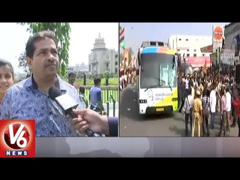 Bangalore City Public Response On Karnataka Assembly Election 2018 | V6 News