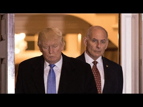 Trump Might Be Getting Tired Of John Kelly