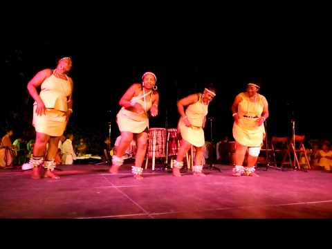 Mandela girls South african traditional dance group 2015 theatro rematias athens greece