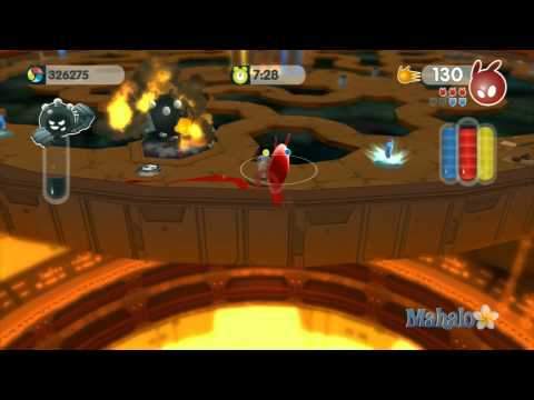 De Blob 2 Walkthrough - Inky Fabricator Boss Fight