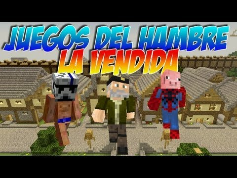 JUEGOS DEL HAMBRE | LA VENDIDA | CON ALEX Y WILLY