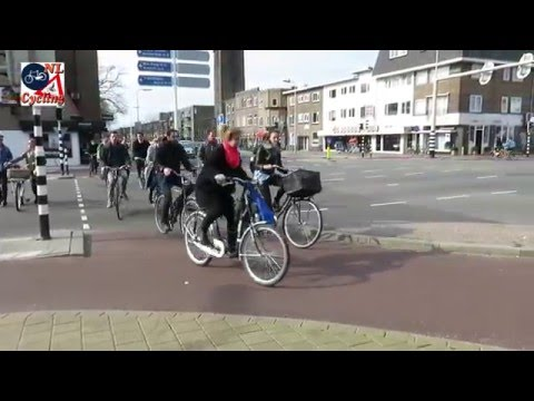 Utrecht; Cycling City of the Netherlands?
