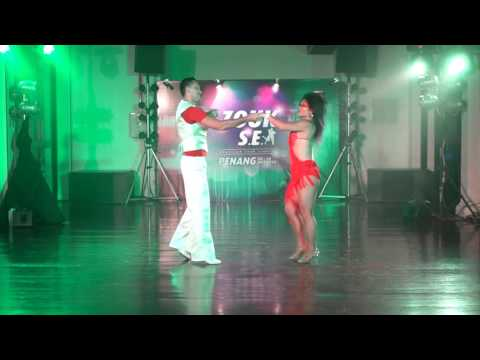 Zouk SEA 2016 with Emily and Dzmitry in performance ~ video by Zouk Soul