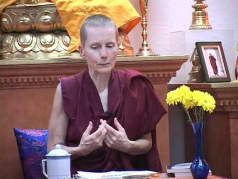 Discovering Buddhism Module 8 - Establishing a daily Practice