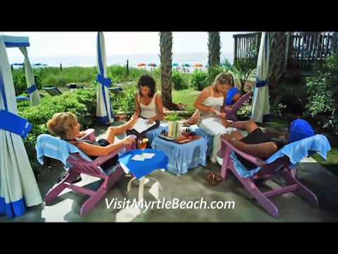 Myrtle Beach Girlfriend Getaway Vacation