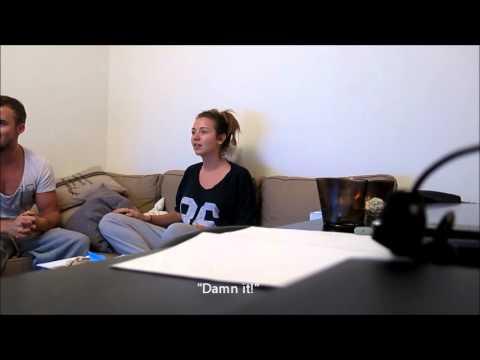 Alistair Overeem vs Travis Browne Fight - GF's Reaction - YouTube