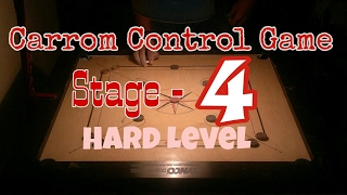 Carrom Control Game | Stage-4 |