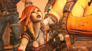 Commander Lilith & The Fight for Sanctuary ENDING CUTSCENE (Borderlands 2)