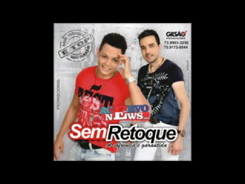 Sem Retoque - CD Completo Vol.05 2015 (Acervo News)