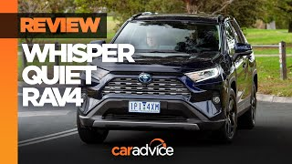 Why the hybrid RAV4 is the best midsize SUV. 2020 Toyota RAV4 Cruiser Hybrid review and road test