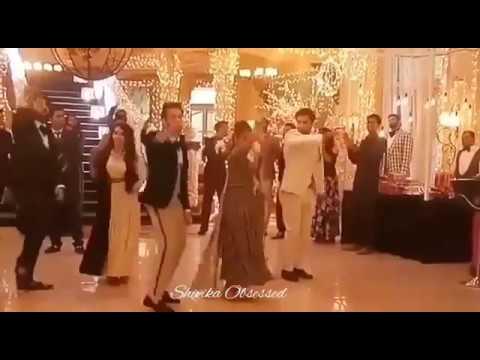 Dance sequence shooting on Ishqbaaz sets|Couple dance|Shivika|Rikara|Rumya thumbnail