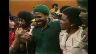 Watch Marvin Gaye Let
