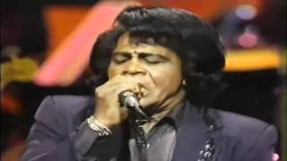 James Brown - Please, Please, Please (LIVE in New York) HD