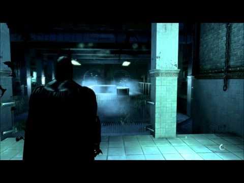 Прохождение игры Batman Arkham Asylum часть 6