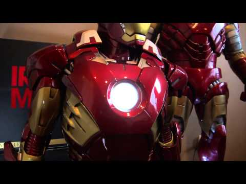 IRON MAN MK VII LSF SIDESHOW COLLECTIBLES