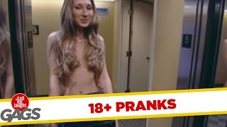 TRENDING FUN: 18+ Pranks - Best Of Just For Laughs Gags