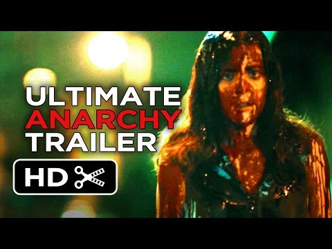 The Purge: Ultimate Anarchy Trailer (2014) - Horror Movie Franchise Mashup HD
