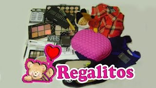 Regalitos de Ligiss Makeup ♥
