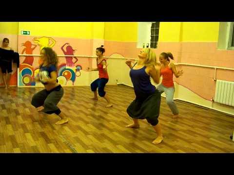 Ragga, обучение танцам, Анастасия Базылева
