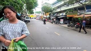 Lang thang 2 khu chung cư giàu có nhất nhì Q10 Sài Gòn trước 1975