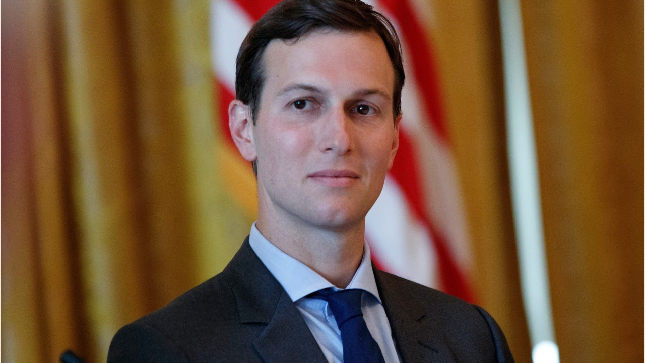 Jared Kushner speaks out about Russian ties