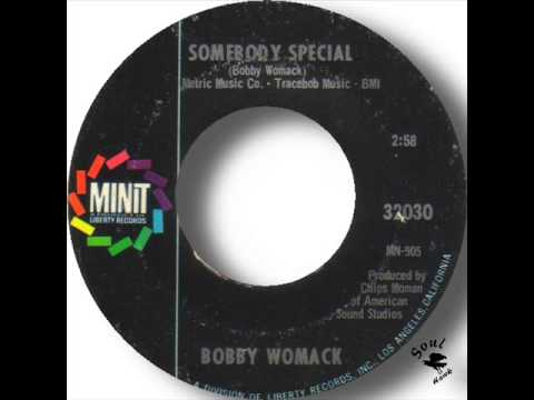Bobby Womack   Somebody Special