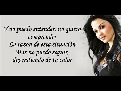RBD - Cuando el amor se Acaba (Lyrics)