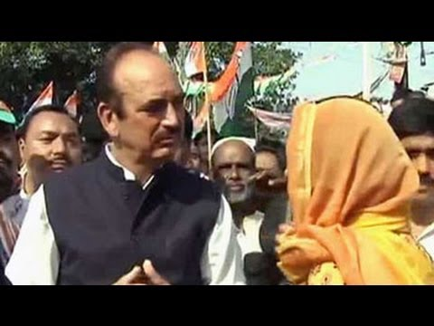 Not bothered about competitors, we will win Varanasi: Ghulam Nabi Azad