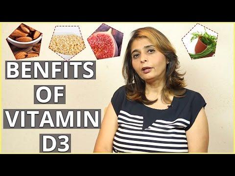 5 Best VITAMIN D3 BENEFITS By Dietitian Jyoti Chabria