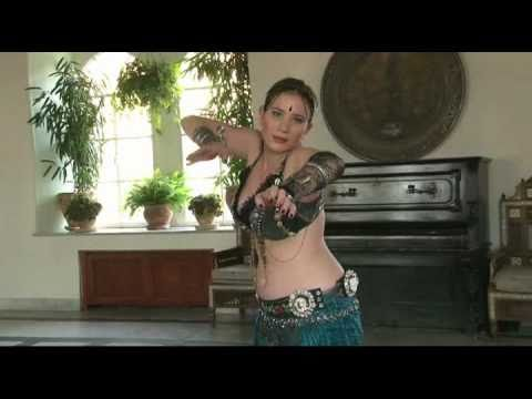 Tribal Fusion Belly Dance - Lia Bloom
