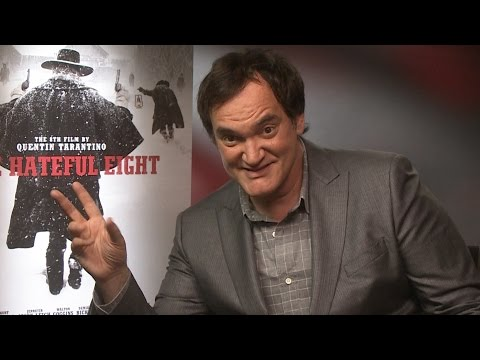 The Hateful Eight: Quentin Tarantino Interview
