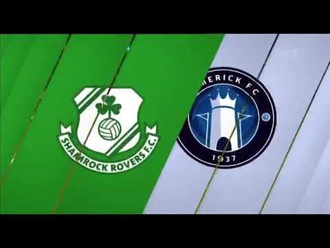HIGHLIGHTS: Shamrock Rovers 2-1 Limerick