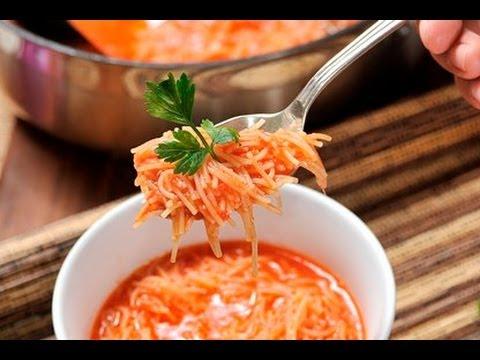 Sopa de fideo - Fideo