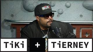 Ice Cube talks BIG3, LeBron's Legacy, and Olympics | Tiki + Tierney