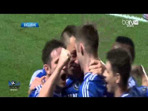 Chelsea FC   Galatasaray 2 0 All Goals  Full Highlights Champions League 18032014 HD