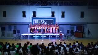 Triple S Baptist youth camp 2018 Group 10 Speech choir