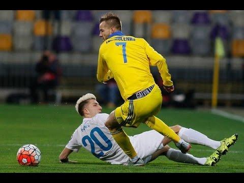 Andriy Yarmolenko - Skills & Goals 2015/16 | HD