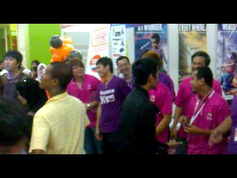 P1 4G VILLAGE MALL SUNGAI PETANI PC EXPO 2010