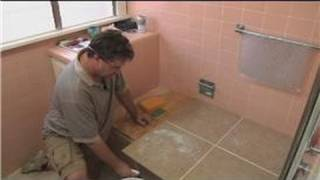 Bathroom Tiling How To Clean Tile With Vinegar Water