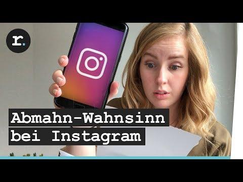 Instagram: So schnell wirst du abgemahnt