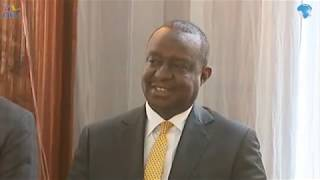 Treasury CS Rotich, PS Thugge, Koech and other dam scandal suspects at Milimani Law Courts