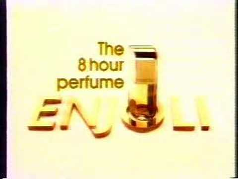 Retro Enjoli commercial