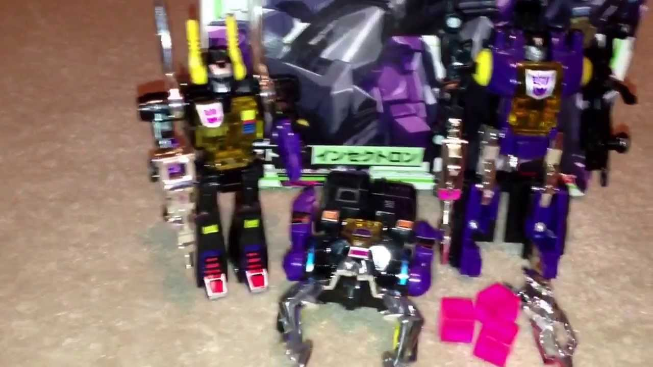 Transformers g1 Insecticons Transformers Review g1 Reissue