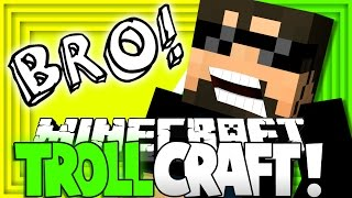 Minecraft: TROLL CRAFT | IT