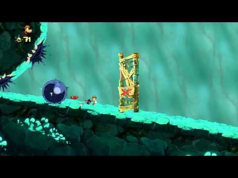 Rayman Jungle Run APK Cover