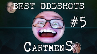 BEST ODDSHOTS #5 | FRIDA BLEV ÄGD cartM