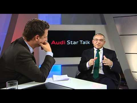 Magath im Audi Star Talk (2011) TEIL 2