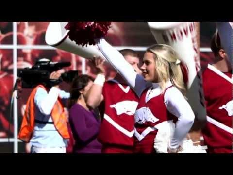Arkansas Cheerleader: Patience Beard