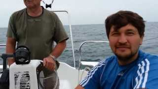 1-st time sailing on the Lake Ontario Toronto - MacGregor-26M